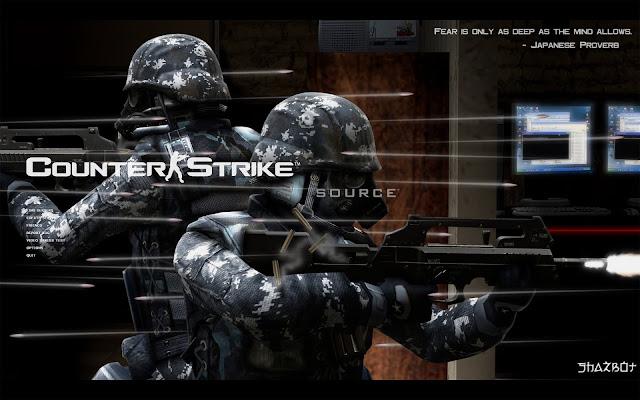 تحميل لعبة Counter Strike Source - لعبة كونتر سترايك كاملة برابط مباشر كل جديد