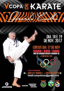 5ª Copa Gerardo Coelho de Karate