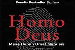 Ebook: Homo Deus (Masa Depan Manusia) - Yuval Noah Harari