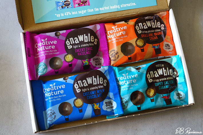 Mixed Gnawbles Taster Pack from Creative Nature