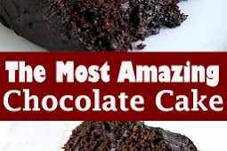 The Most Amazing Chocolate Cake