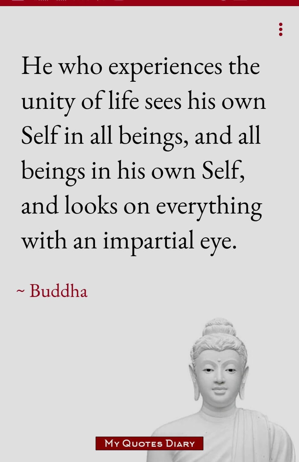 quotes from buddha with image