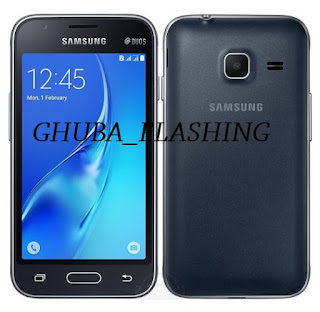 Cara Flash Samsung Galaxy J1 Mini (SM-J105F) 100% Work