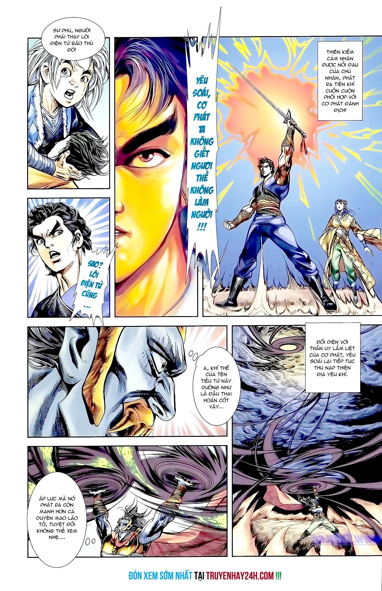 Cơ Phát Khai Chu Bản chapter 155 trang 29