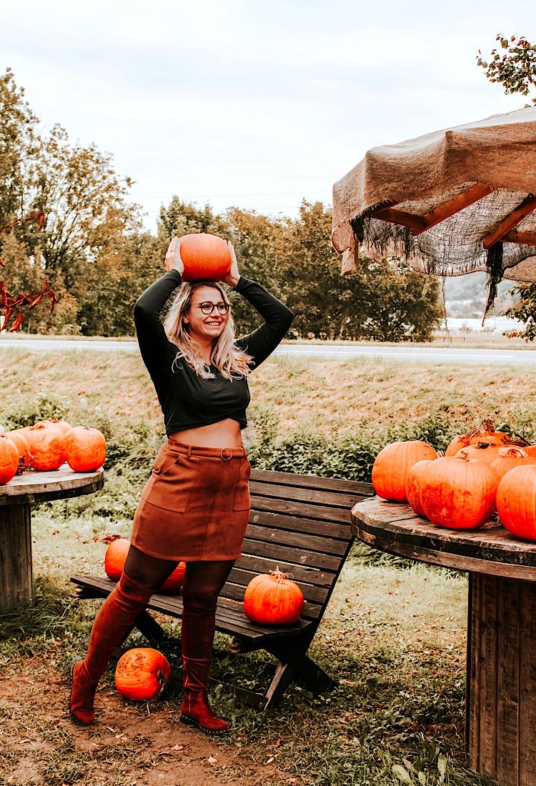 Accessoires für den Herbst Kürbisbild
