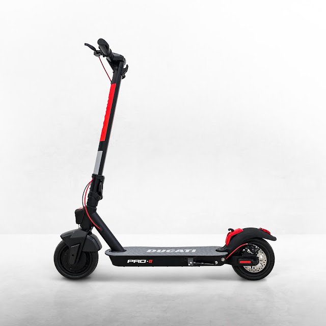 Ducati and MT Distribution together for urban mobility