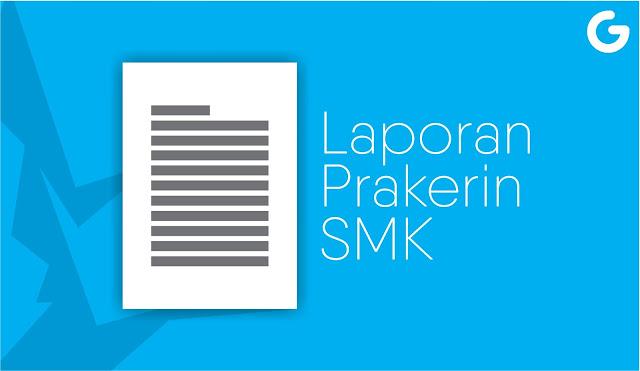 Download Contoh Laporan Prakerin Smk Lengkap Gugel88 Com