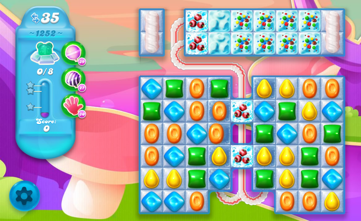 Candy Crush Soda Saga level 1252