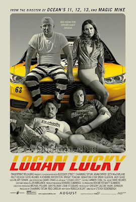 Sinopsis film Logan Lucky (2017)