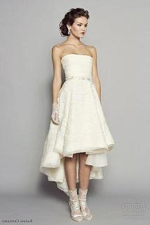 modelo de vestido bege para noivas - fotos e dicas