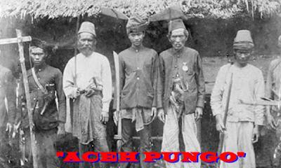 """Inilah Asa Usul Sebutan """"Aceh Pungo"""" Pembunuhan Nekat Khas Aceh"""