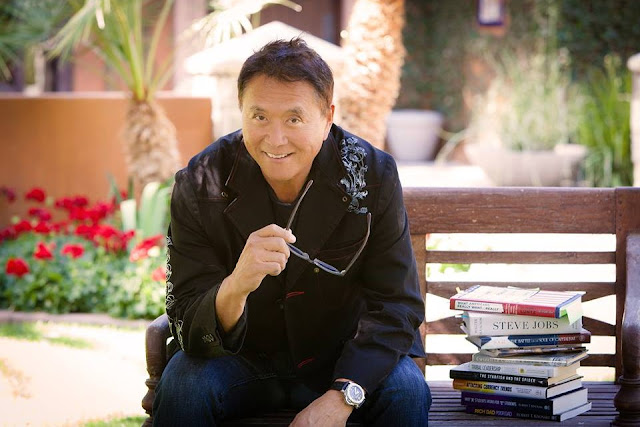 Global InterGold, Robert Kiyosaki, advice, network marketing, leader, bussiness