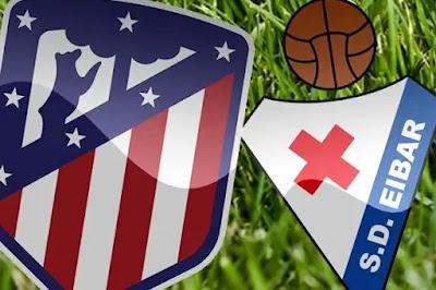 """# مباراة أتلتيكو مدريد وايبار """" كورة توداي HD  """" مباشر 18-4-2021 والقنوات الناقلة في الدوري الإسباني"""