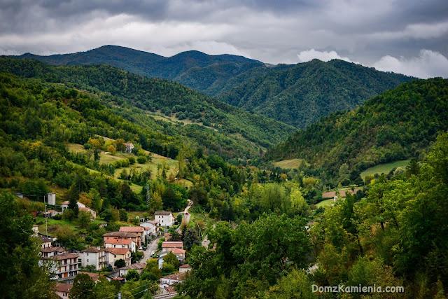 Biforco Marradi - Toskania nieznana