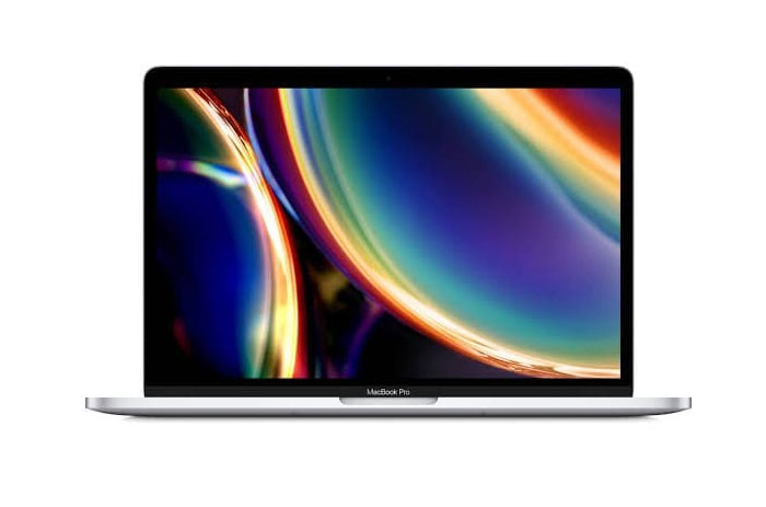 Apple MacBook Pro 13 [MYDC2ID/A] /M1 8-core CPU/8-core GPU/8GB/512GB SSD/13.3″/MacOS/Silver