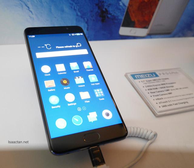 Introducing the Meizu Pro 6 Plus
