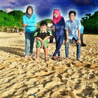 Pantainya jogja