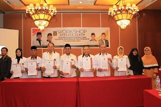 DPW PKS SULUT Gelar Workshop Anggota Dewan