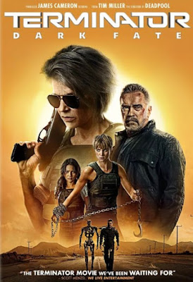 Terminator: Dark Fate [2019] [DVD R1] [Latino]