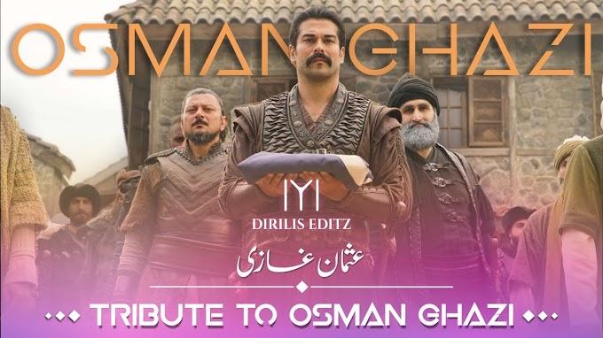 Tribute To Osman Ghazi | Osman Bey Marşı (Anthem) Song