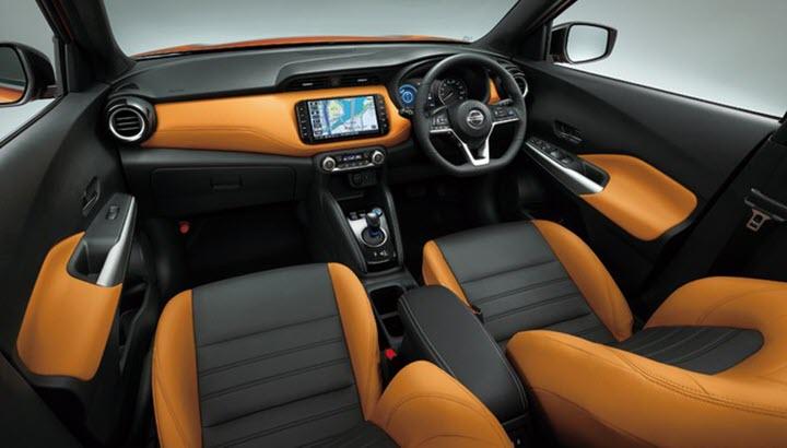Nissan Kicks 2021 cải tiến và nâng cấp phiên bản Hybrid