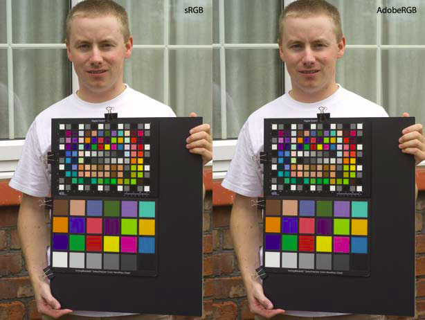 مشكلة اختلاف لون الصورة من شاشة لأخري