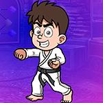 Games4King Karate Black B…