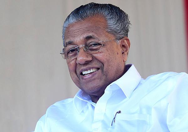Pinarayi Vijayan kerala chief Minister