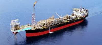 Kapal FPSO Floating Production Storage and Offloading jenis kapal fungsional