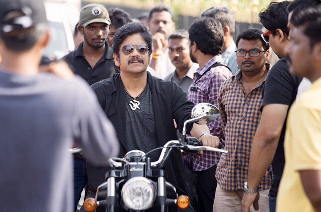 Nagarjuna in Raju Gari gadhi 2 Movie Images