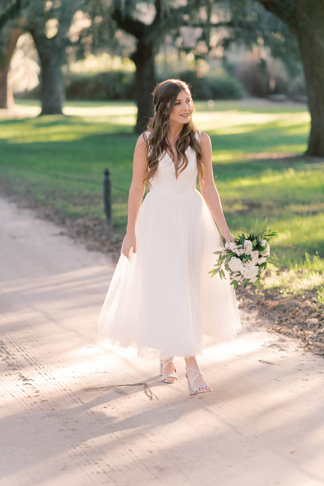 My Reception Dress Details: Bridal Portraits - Chasing Cinderella