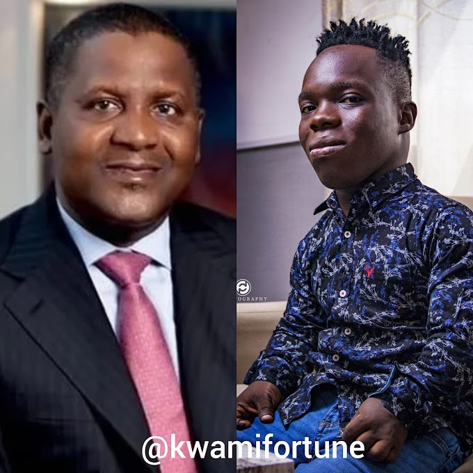 I Can't Compare Myself To Anyone  - Dangote Finally Replies Shatta Bandle