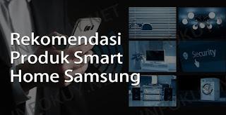 Smart Home Samsung