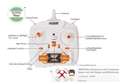 camera drone under 2000