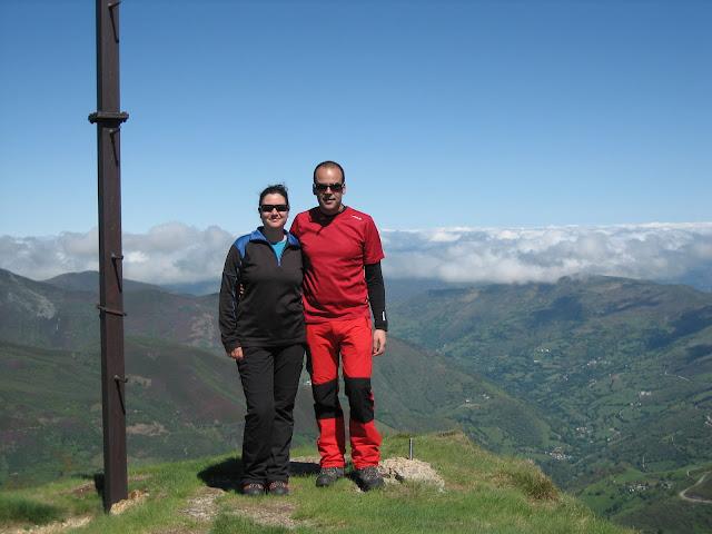 Rutas Montaña Asturias: Cima del Cueto Arbás