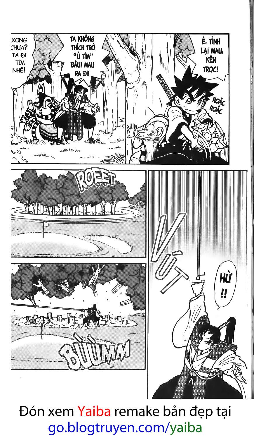Yaiba chap 41 trang 15