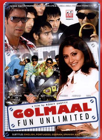 Golmaal 2006 Hindi Movie Download