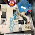 Prisão em flagrante por tráfico de drogas e porte ilegal de arma de fogo