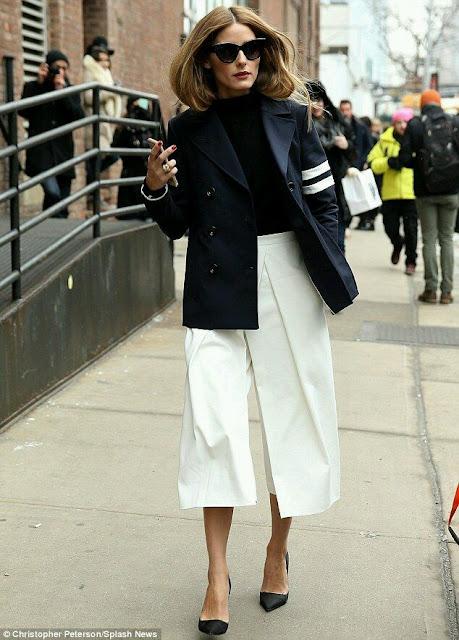 długość 7/8, inspiration, jak nosić, porady stylisty, spodnie 7/8, inspiracje modowe, cullotes, jak nosić culoty