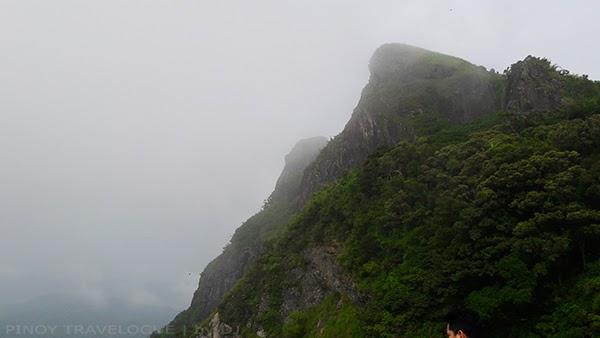 Pico de Loro's peak