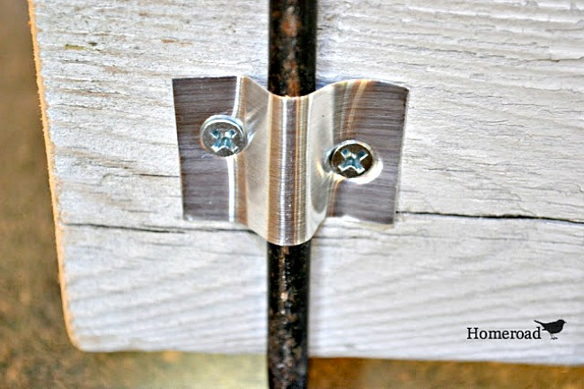 DIY Hardware Bracket Solution