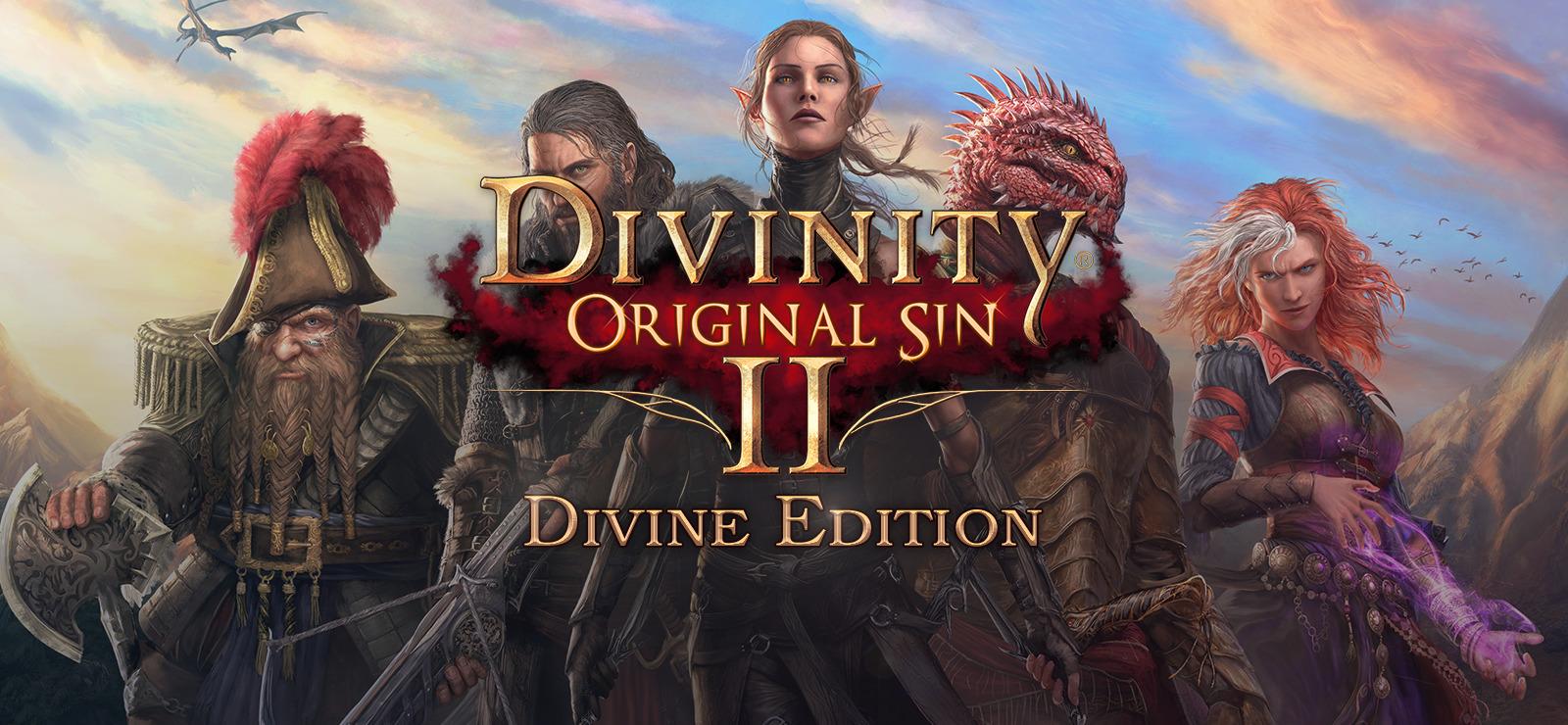 Divinity Original Sin 2 Definitive Edition-GOG