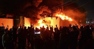 Aparat Iraq Bunuh 45 Demonstran, Syiah Ancam Potong Tangan Perusuh