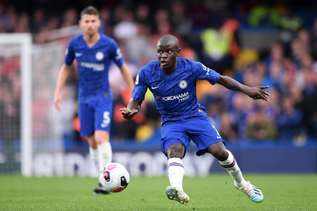N'Golo Kante back in his favoured position – Is Jorginho out the door at Chelsea?