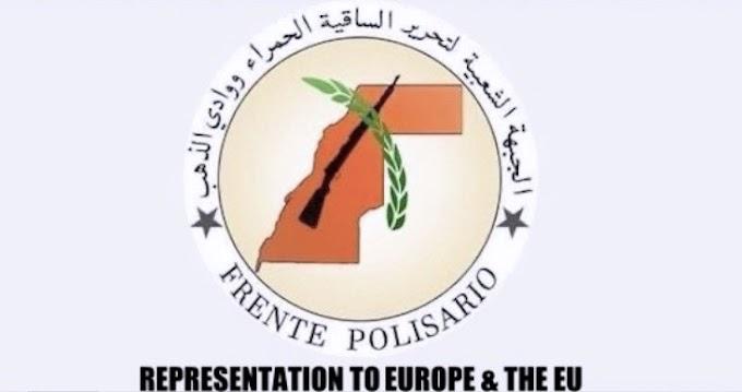 ممثلية جبهة البوليساريو بأوروبا والإتحاد الأوروبي تستنكر قرار الشبكة الأفريقية للدور الفرانكوفونية إنشاء مقر لها بمدينة الداخلة المحتلة.