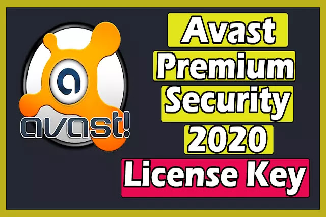 Avast Premium Security 2020 With License Key Activation Code