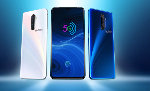 شركة Realme ستطلق هاتفها الجديد Realme X50 الذي يدعم 5G قريبًا