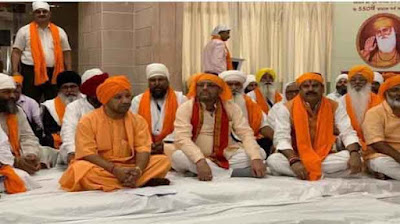 CM Yogi At Guru Nanak 550th Birthday News In Hindi Uttar Pradesh