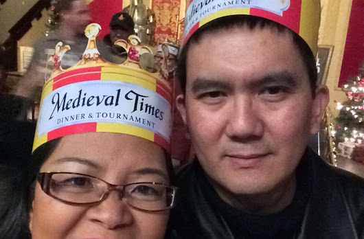 Birthday Celebration at Medieval Times