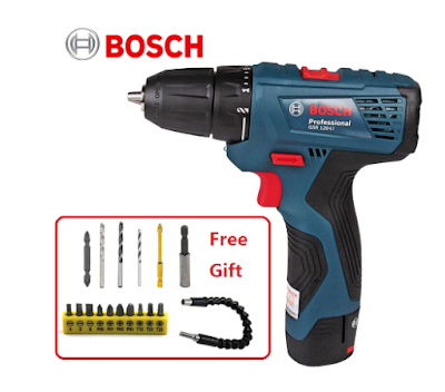 BOSCH GSR-120 Tool Woodwork Steel Drill
